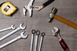Reparatur-Gebrechen-Installateur