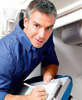gas boiler, thermenwartung, Installateur wien