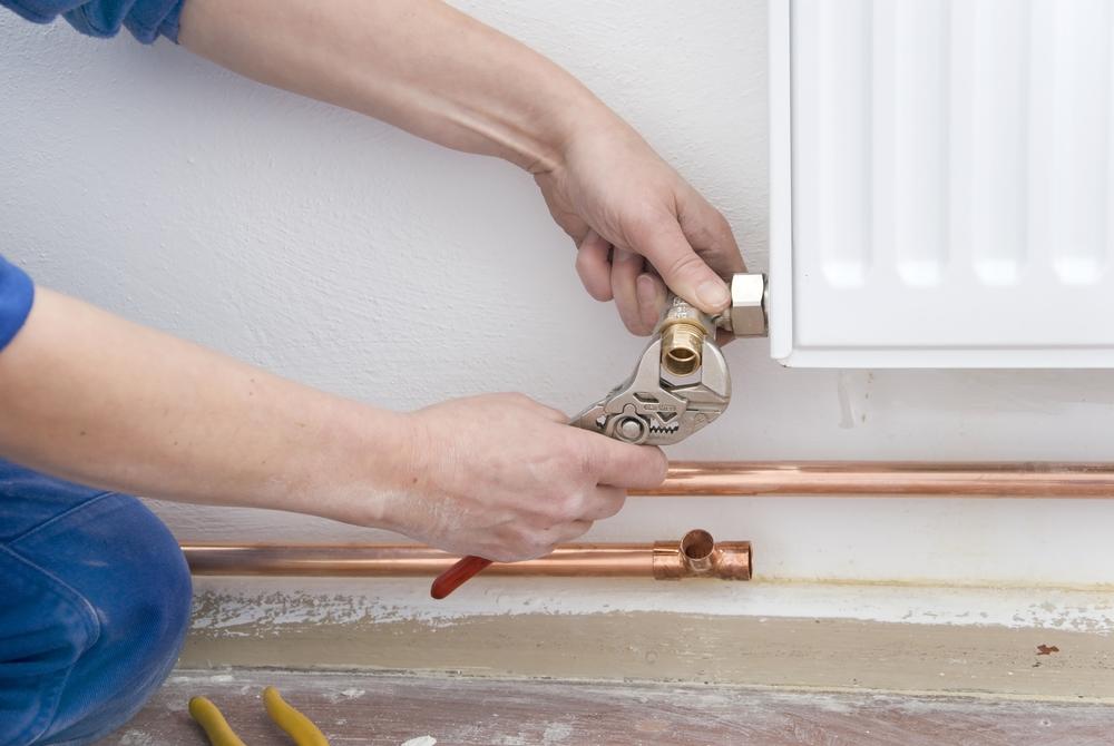 defekte Gasleitung Reparatur Gastherme Installateur in Wien Klempner plumber vienna