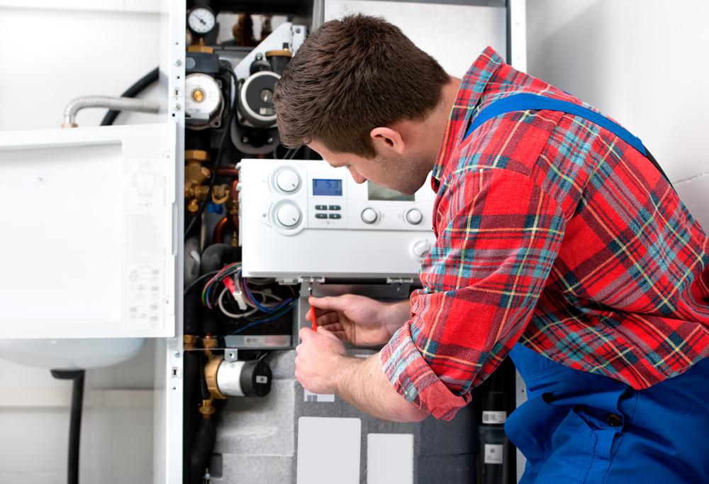 Heizwärmebedarf Reparatur Gebrechen Therme Wien Installateur Klempner