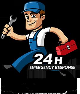 Notdienst 24 stunden service installateur klempner wien thermenwartung verstopfungen gasboiler thermenservice plumber vienna